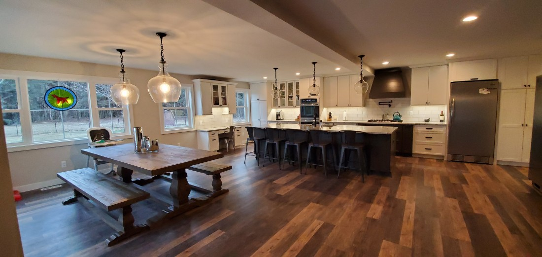 Kitchen Remodeling: Attica & Oakland County | Soulliere Construction - 20200117_162807