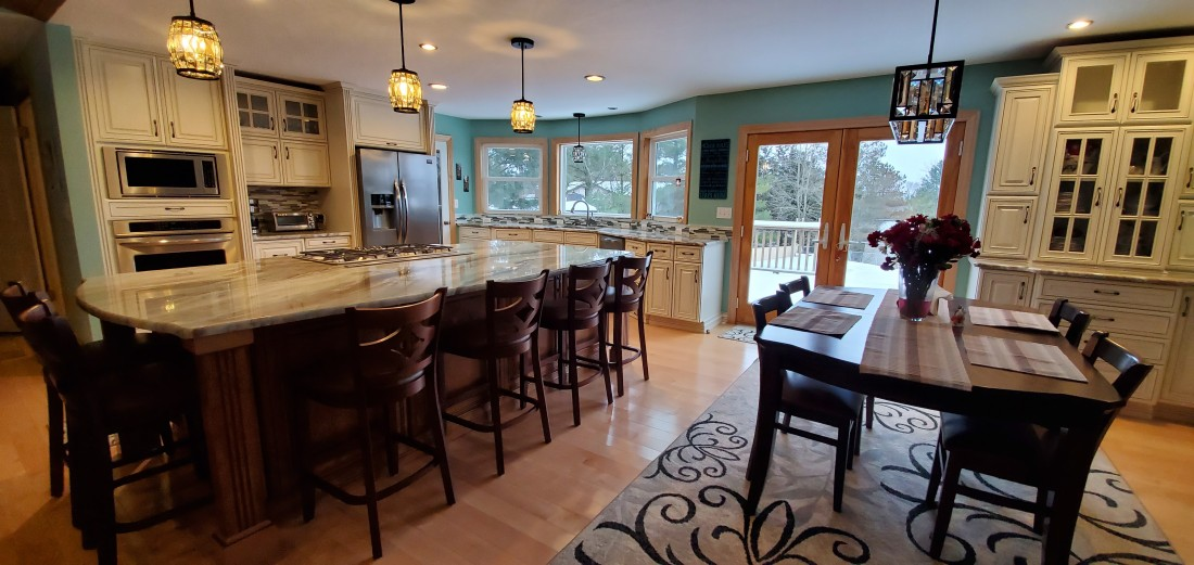 Kitchen Remodeling: Attica & Oakland County | Soulliere Construction - 20200228_082002
